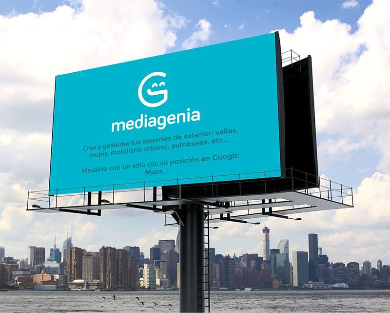 Publicidad exterior Mediagenia